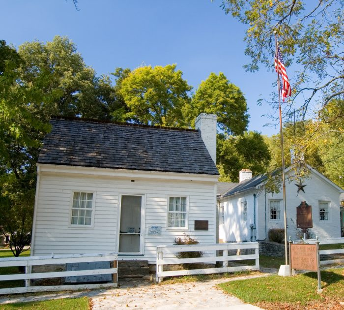 10. The birthplace of Ulysses Grant (Point Pleasant)