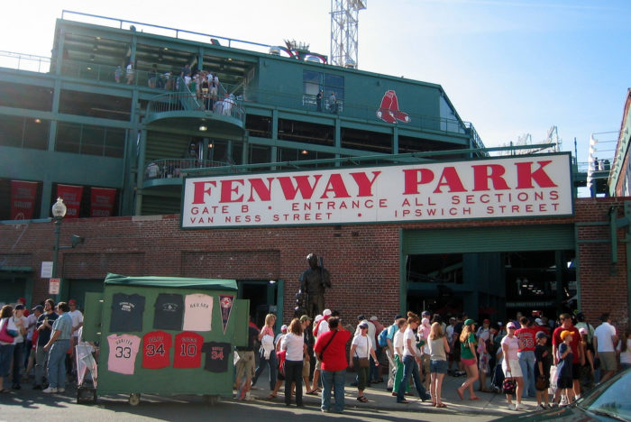 2. Trying to find parking anywhere near Fenway Park during a Red Sox game. Your chances of getting called onto the field to sing the anthem are higher.