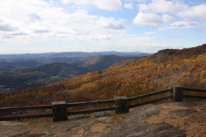 7. Edmonds Backcountry Trail—Black Rock Mountain State Park