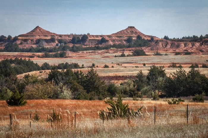 8. Gypsum Hills (Medicine Lodge)