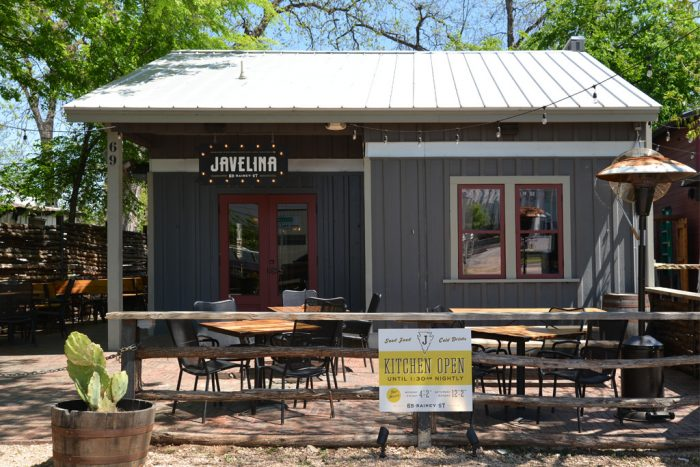 14. Well if Javelina's isn't just the cutest bar on Rainey Street!