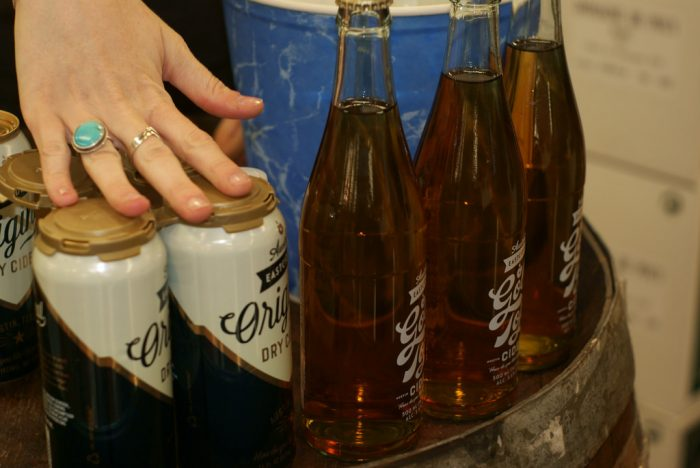 11. Go for a cidery tour of Austin Eastciders and try some of their refreshing and crisp ciders.