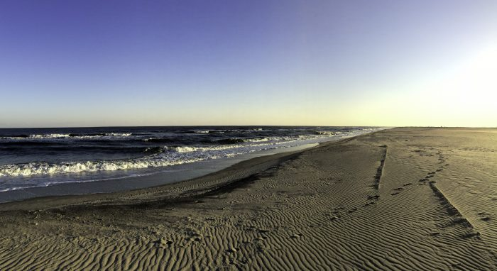 3. Strolling the pristine shores of Chincoteague