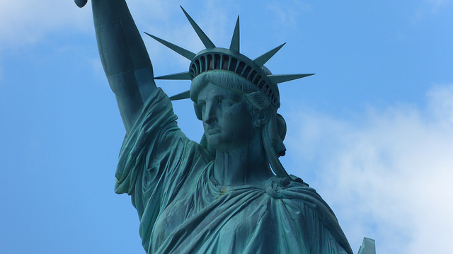 4. Visit the Statue of Liberty.