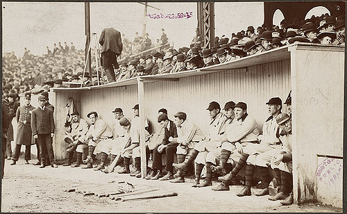 16. The Pirates played in the first World Series, and lost to the Boston Americans, in October of 1903.