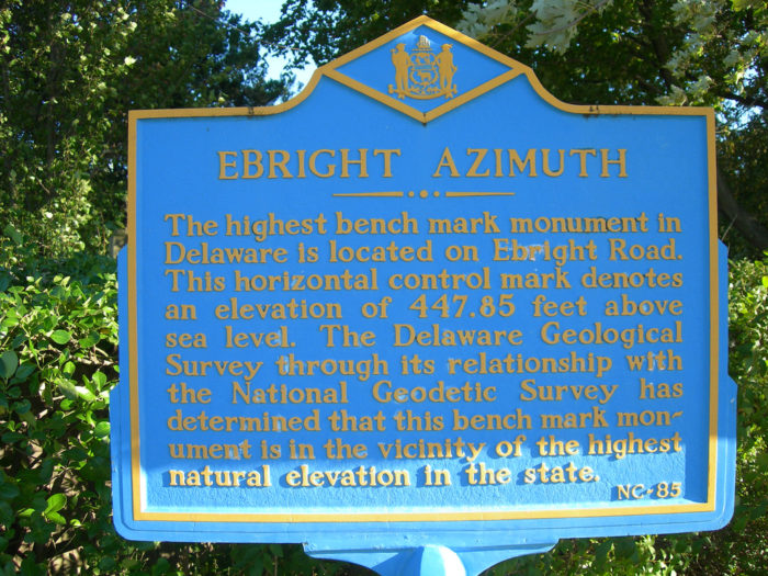 E is for Ebright Azimuth