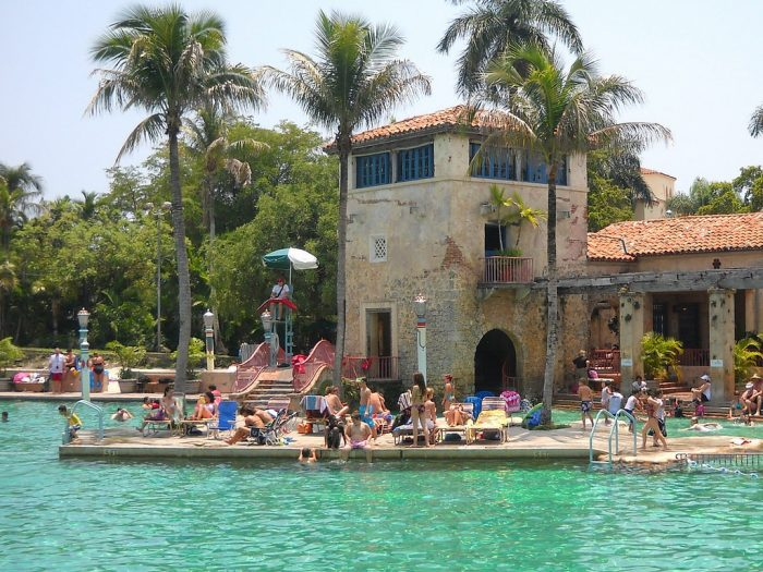 8. Venetian Pool, Coral Gables
