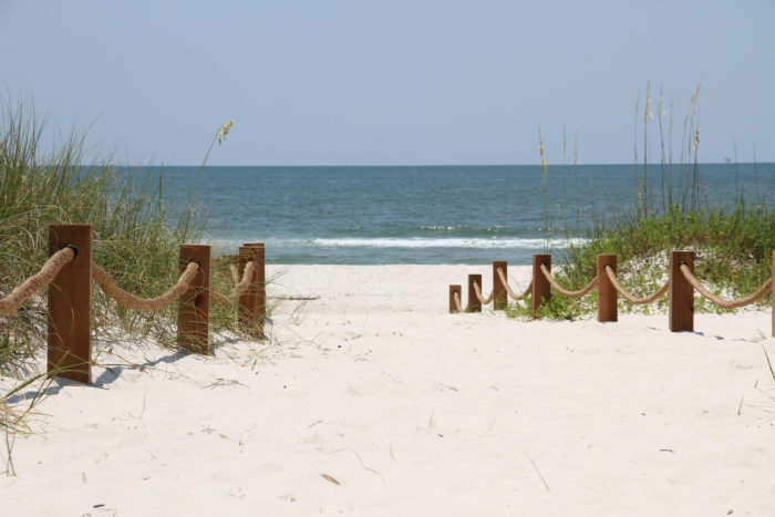 1. Gulf Shores State Park