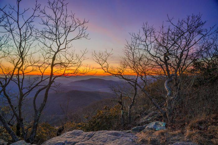 8. Appalachian Trail—Blood Mountain