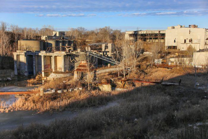 1. Cementland, St. Louis
