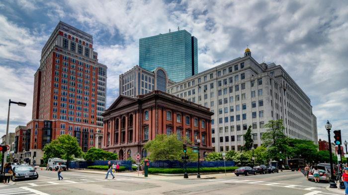 11. Boston Accents