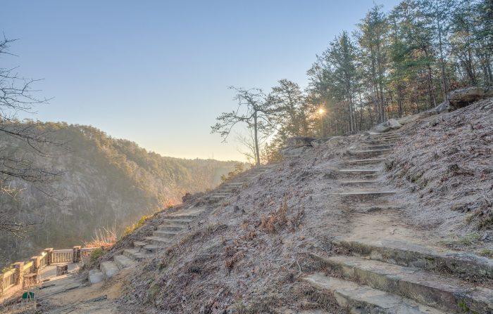 12. Tallulah Gorge Trails