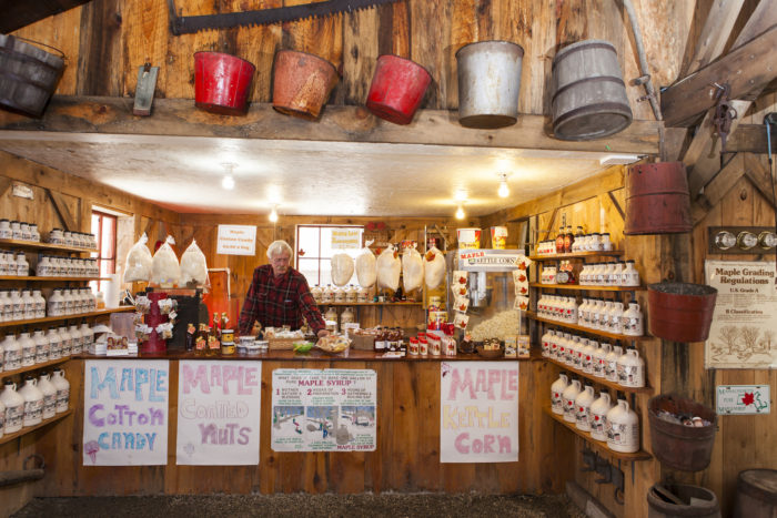 7. Real maple syrup is a thing. The Red Bucket Sugar Shack in Worthington knocks Mrs. Buttersworth out of the water.