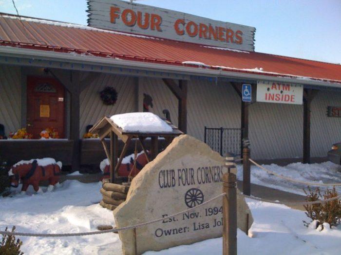 7. Club 4 Corners (Scranton)