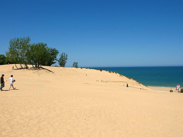 5. Indiana Dunes National Lakeshore - Chesterton