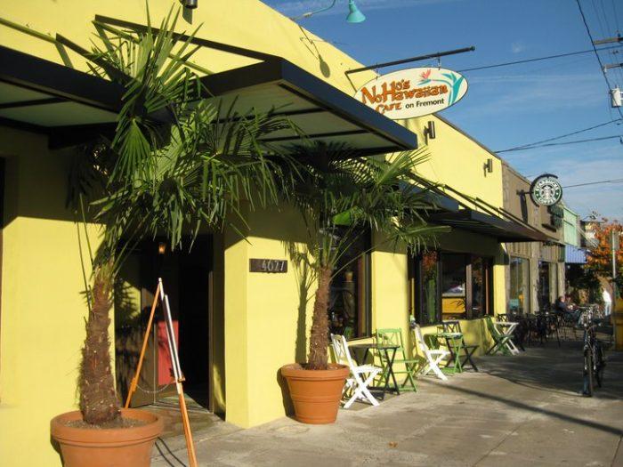 7. Noho's Hawaiian Cafe - Multiple Locations