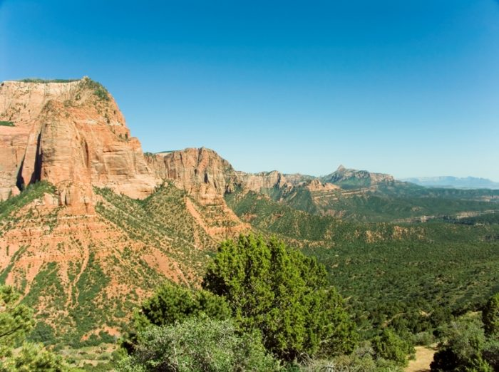 2. Kolob Canyons, Zion National Park