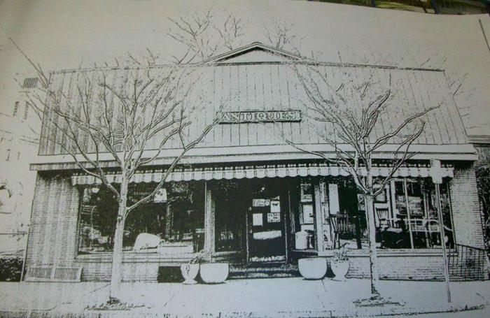 Stillwater Antique Center Rhode Island
