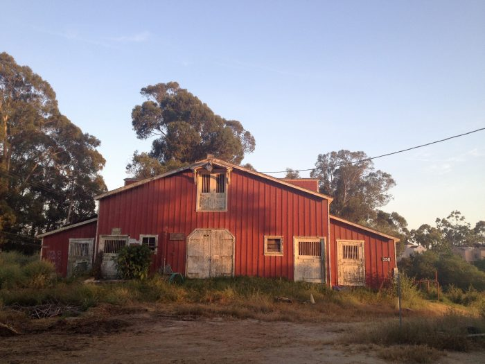 6. Old Campbell Barn