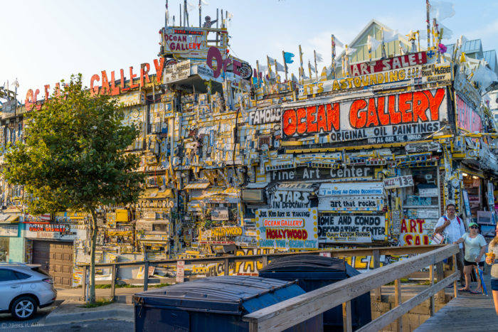 10. The fun and quirky Ocean Gallery in Ocean City is a showstopper.