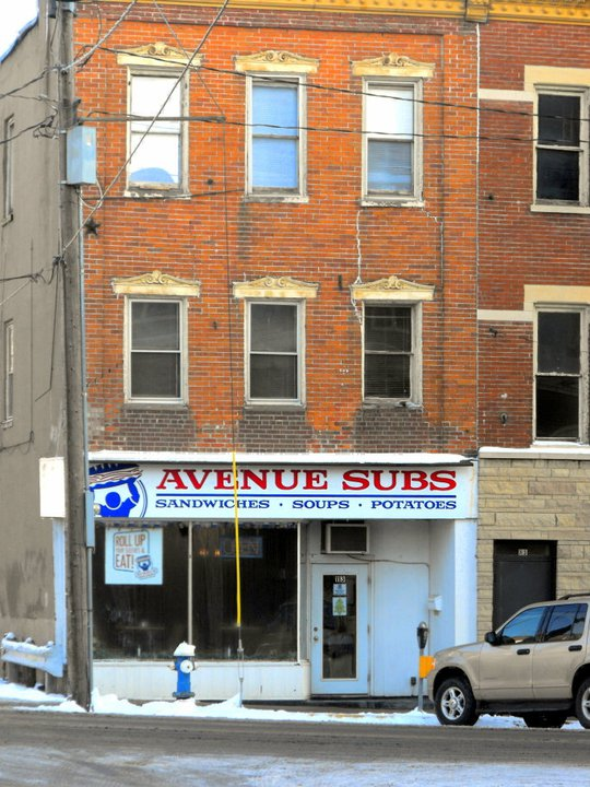 4. Avenue Subs, Muscatine