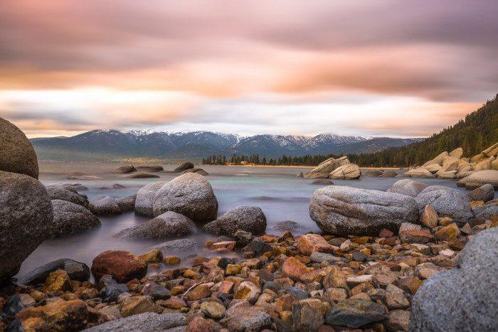 16. Lake Tahoe, Nevada