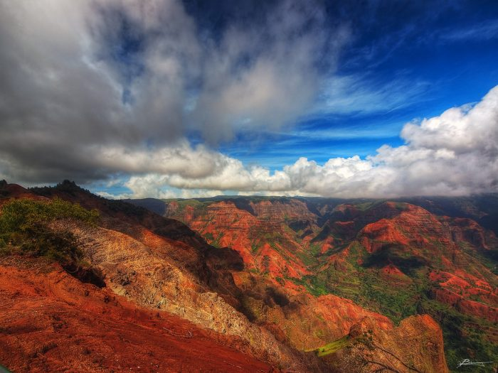 "17. Visit the ""Grand Canyon of the Pacific,"" and do some hiking while you're there."