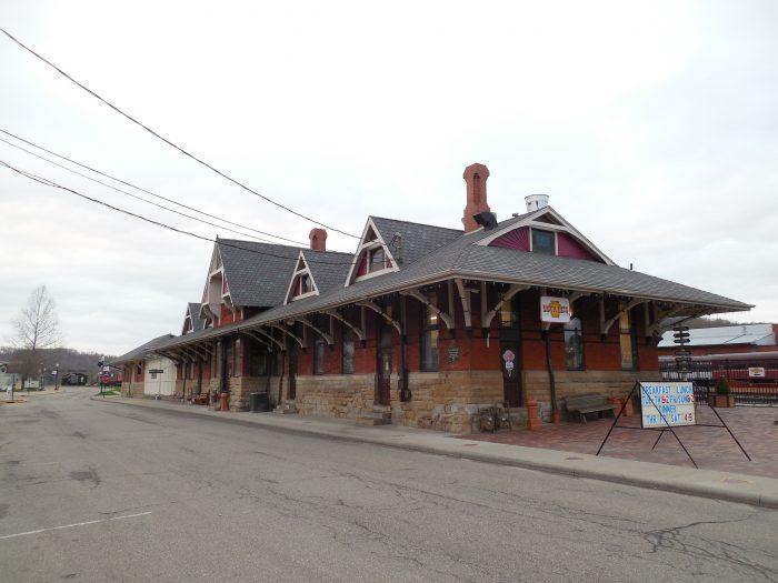 13. Dennison Railroad Depot Museum
