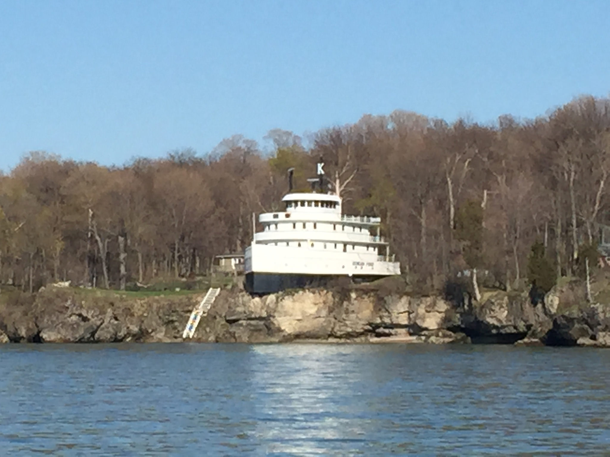 The Benson Ford Shiphouse in Put-In-Bay, Ohio