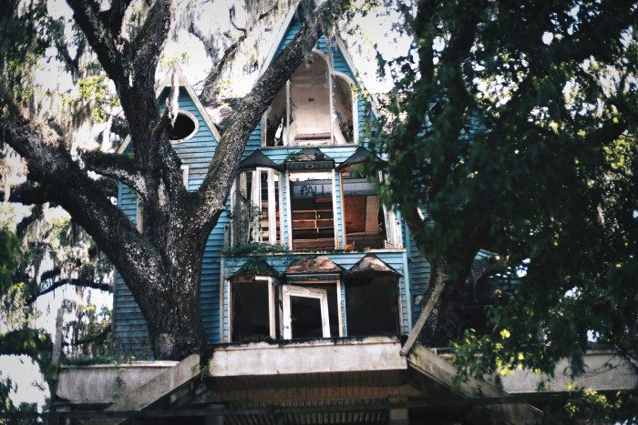 7. Florida: The Honky Ranch Treehouse