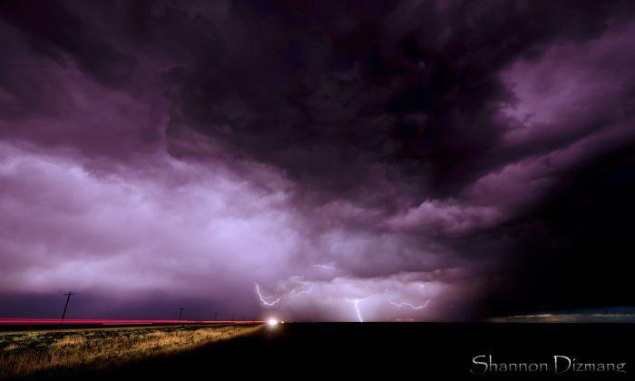 10. We've gotten a sneak peek of Kansas's severe (albeit beautiful) summer weather...