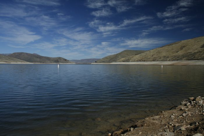 2. Deer Creek Reservoir