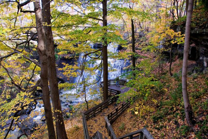 7. Brandywine Falls (Cuyahoga Valley National Park)