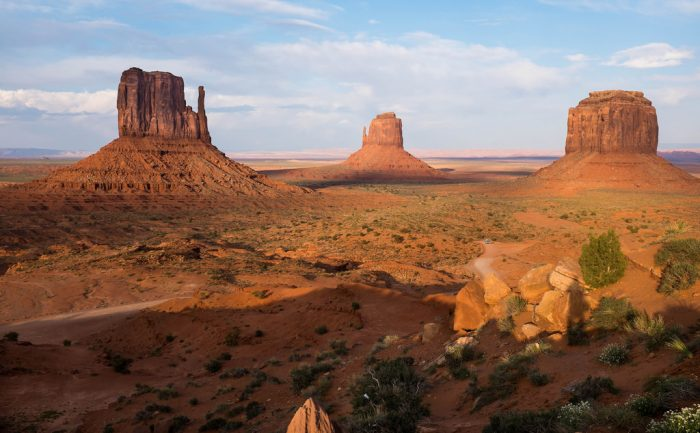 11. Wildcat Trail, Monument Valley