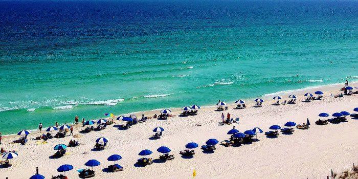 17. Pensacola Beach, Florida