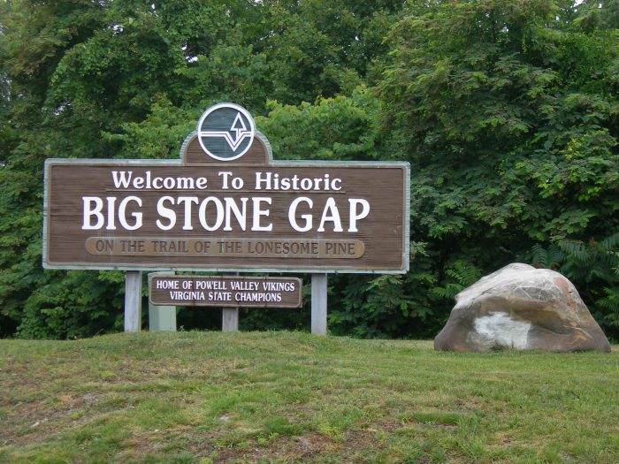 Elevation Big Stone Gap Va : Of the greatest small towns in virginia