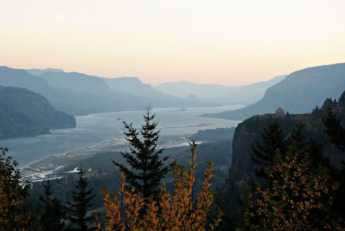1. Columbia River Gorge