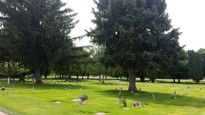 5. Evergreen Memorial Park and Mausoleum