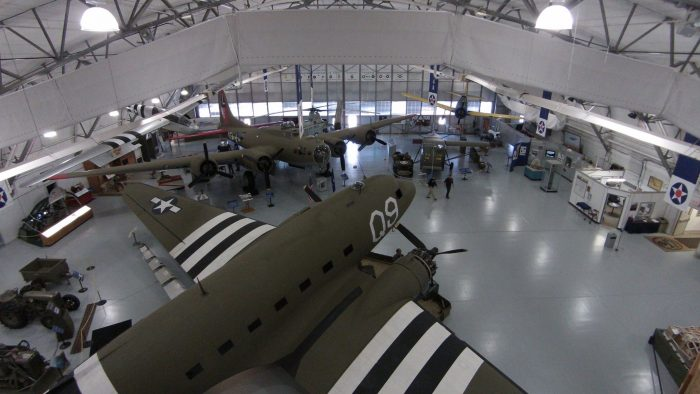 6. Learn about Delaware's military air heritage