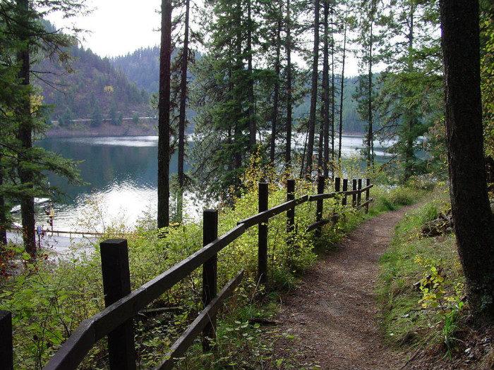 Idaho: Mineral Ridge Loop