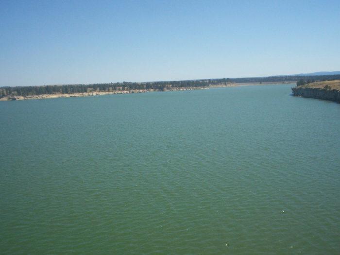 7. Keyhole Reservoir