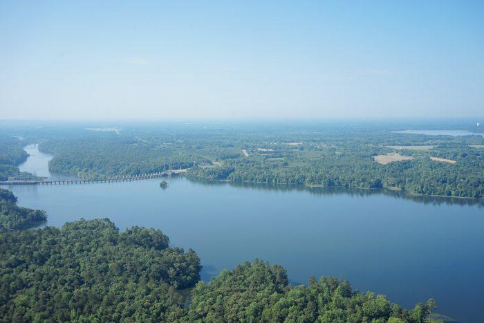5. Jordan Lake