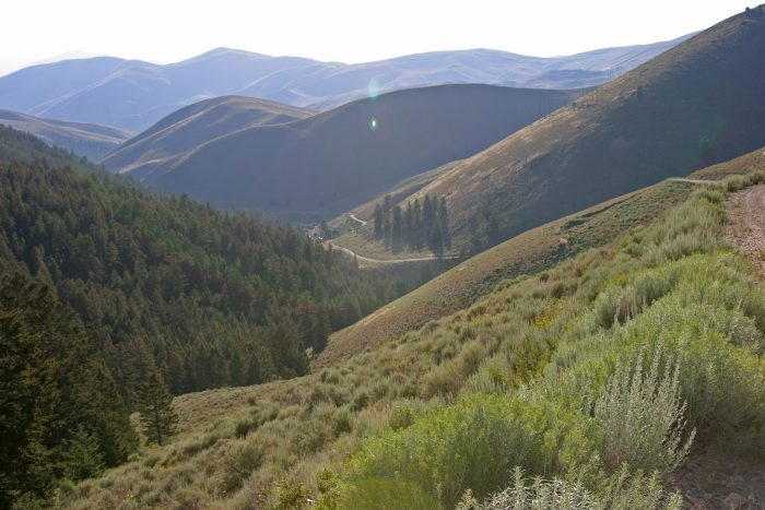 1. The Lemhi Valley: Where Lewis and Clark's journey changed fortune.