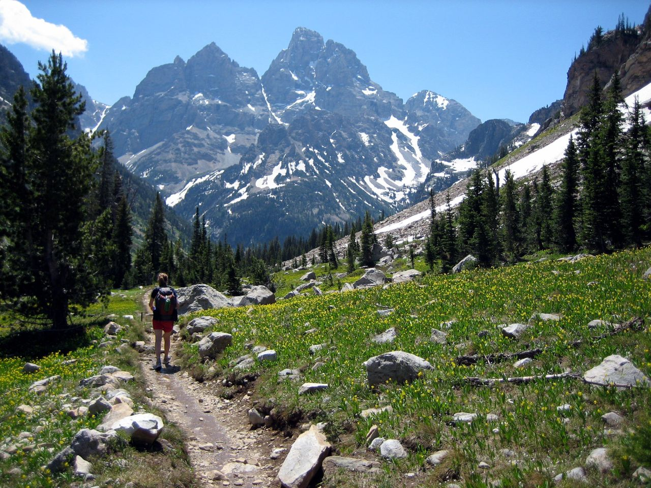 The Journey Indianapolis >> 17 Trails In Wyoming That Lead To Unforgettable Places