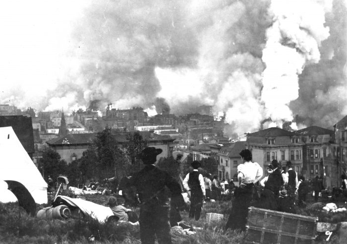 2. The 1906 Fires