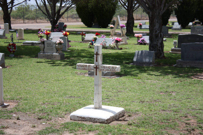 7. Deming also has some rules relating to Mountain View Cemetery: it's illegal to ride a bicycle there… or to hunt.