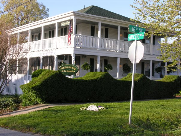 7. Barclay Cottage Bed and Breakfast (Virginia Beach)