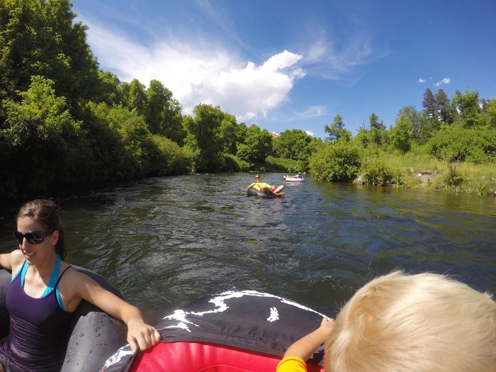 11. Float the Provo River.