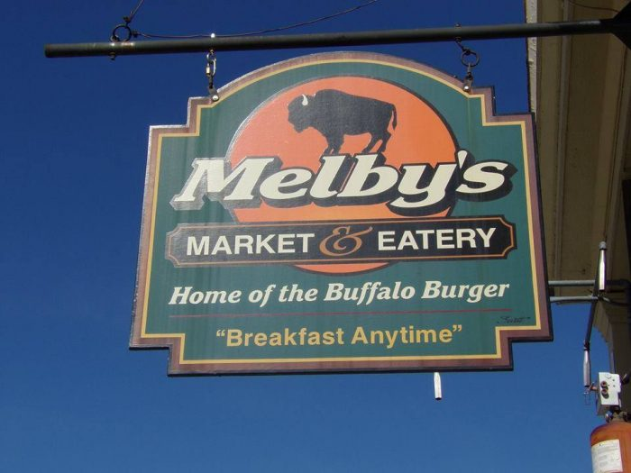 1. Melby's Market & Eatery, Waterford