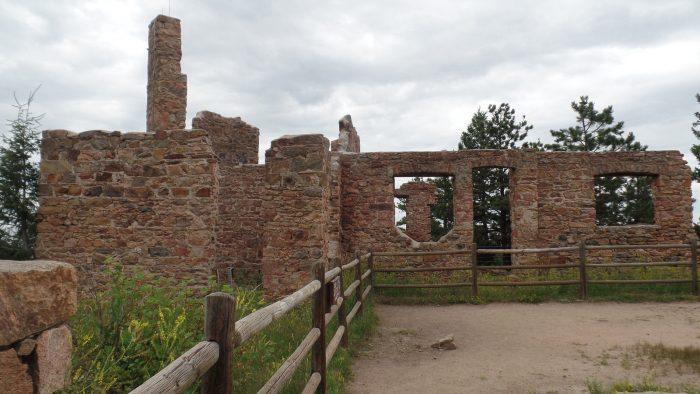 10. Walker Castle Ruins